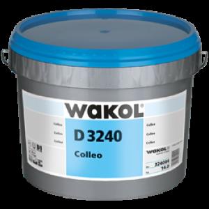 D 3240 Colleo Τοποθέτηση ελαστικών/PVC δαπέδων