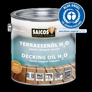 Decking Oil H2O