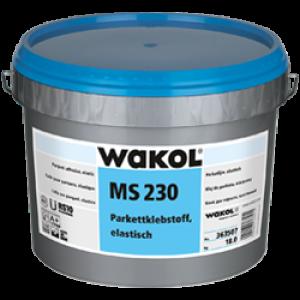 MS 230 Parquet Adhesive Τοποθέτηση ξύλινων δαπέδων/δαπέδων φελλού
