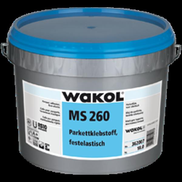 MS 260 Parquet Adhesive Τοποθέτηση ξύλινων δαπέδων/δαπέδων φελλού