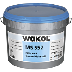 MS 552 PVC and Rubber Adhesive
