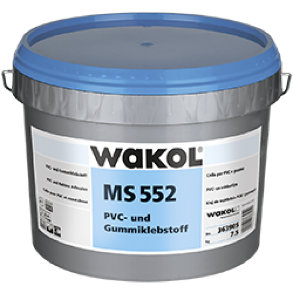 MS 552 PVC and Rubber Adhesive Bonding pvc/rubber floorings