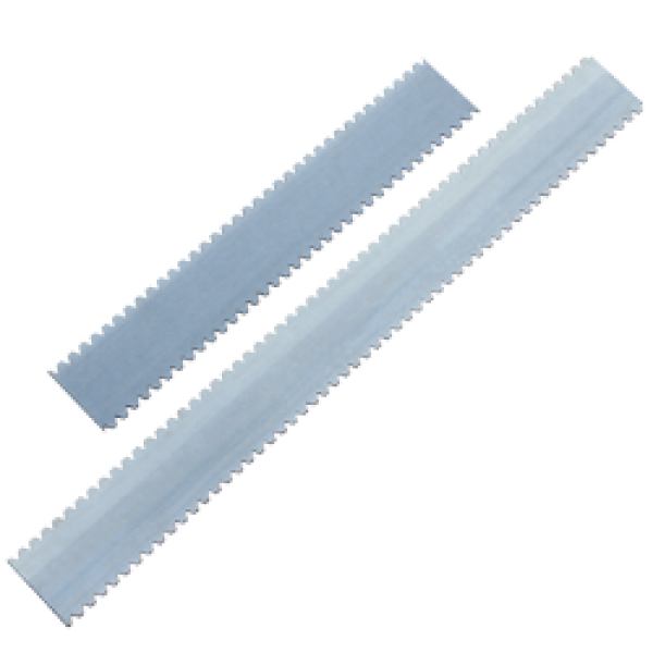 Trowel Blade Installation
